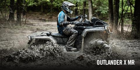 2017 Can-Am Outlander X mr 850 in Wisconsin Rapids, Wisconsin