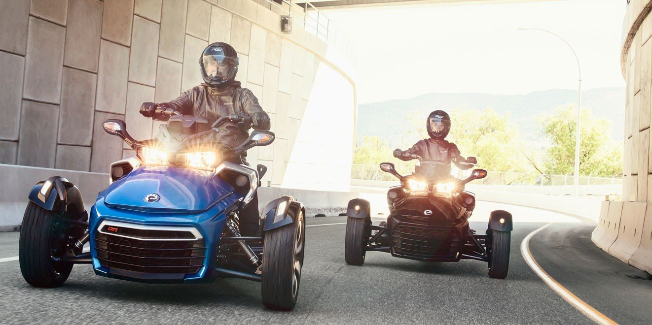 2017 Can-Am Spyder F3-S SE6 in Moorpark, California