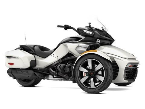 2017 Can-Am Spyder F3-T SE6 in Goldsboro, North Carolina