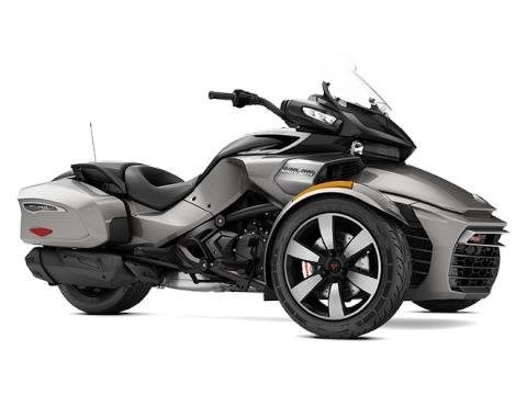 2017 Can-Am Spyder F3-T SE6 in Clinton Township, Michigan