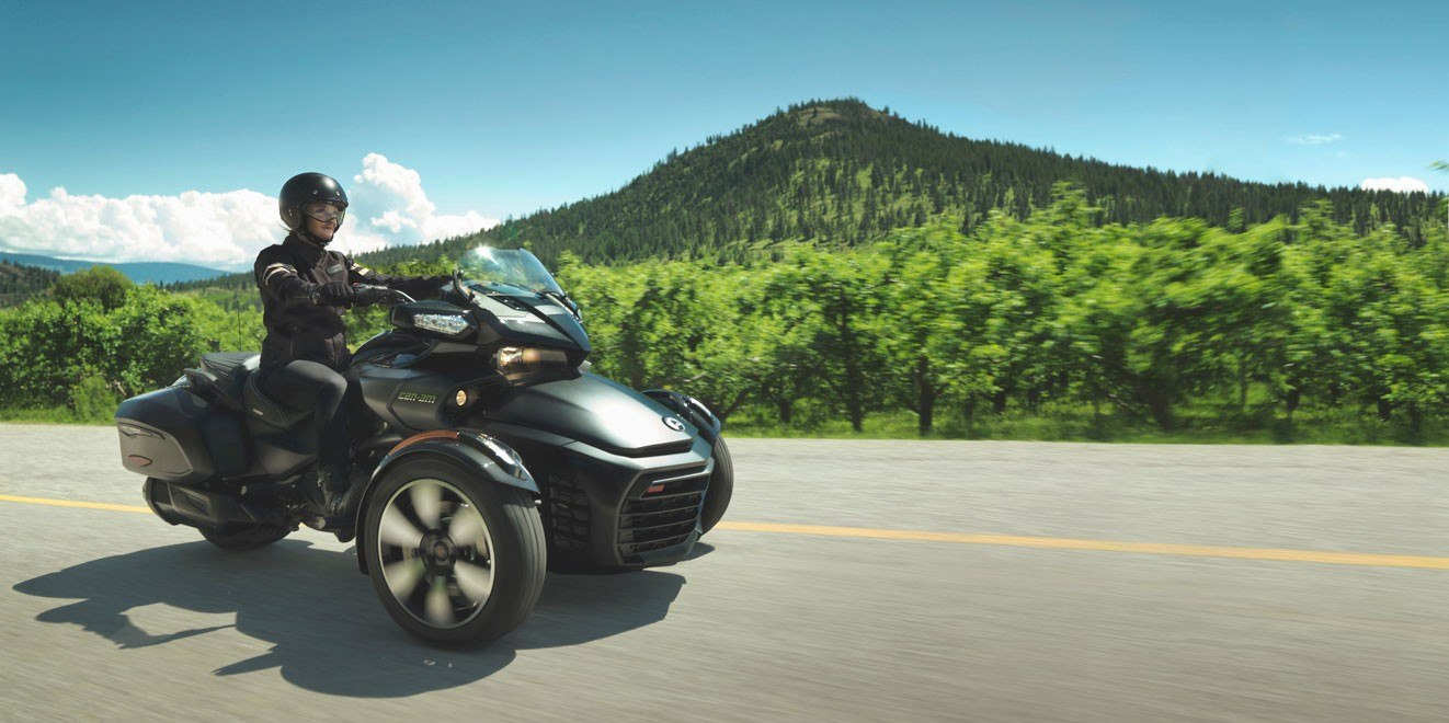 2017 Can-Am Spyder F3-T SE6 in Wasilla, Alaska
