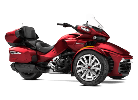 2017 Can-Am Spyder F3 Limited in Greenville, South Carolina