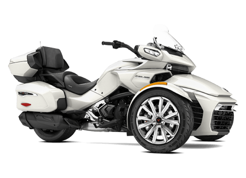 2017 Can-Am Spyder F3 Limited in Baldwin, Michigan