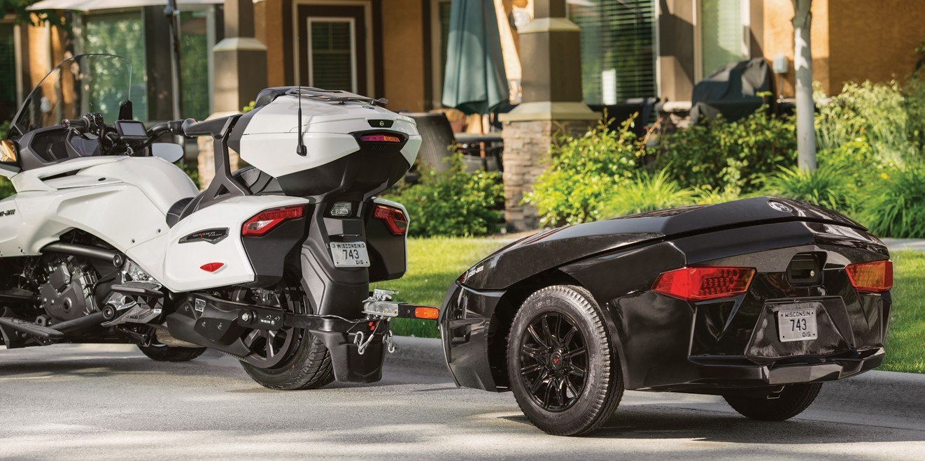 2017 Can-Am Spyder F3 Limited in Irvine, California