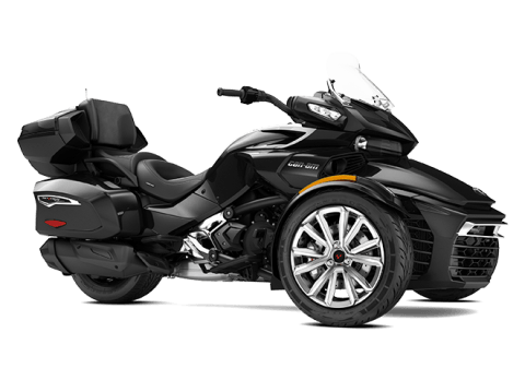 2017 Can-Am Spyder F3 Limited in Johnson Creek, Wisconsin