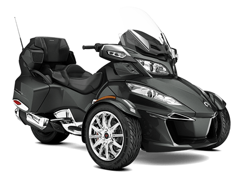 2017 Can-Am Spyder RT Limited in Clovis, New Mexico