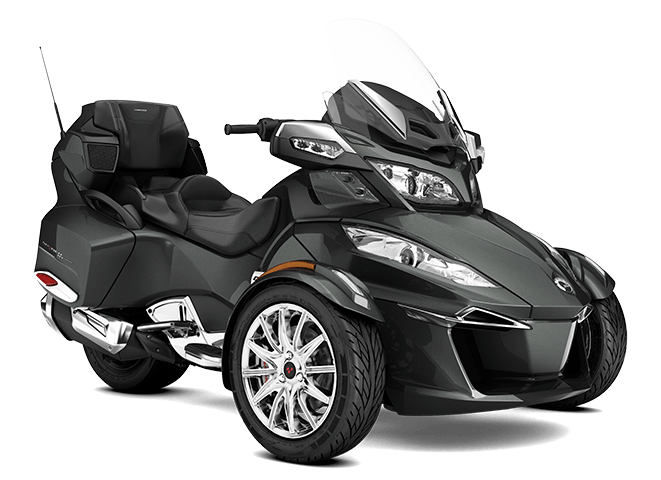 2017 Can-Am Spyder RT Limited in Olive Branch, Mississippi