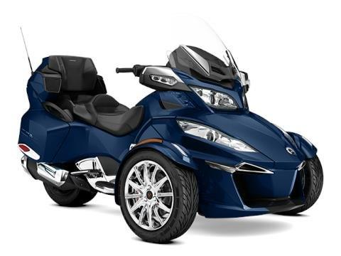 2017 Can-Am Spyder RT Limited in Eugene, Oregon