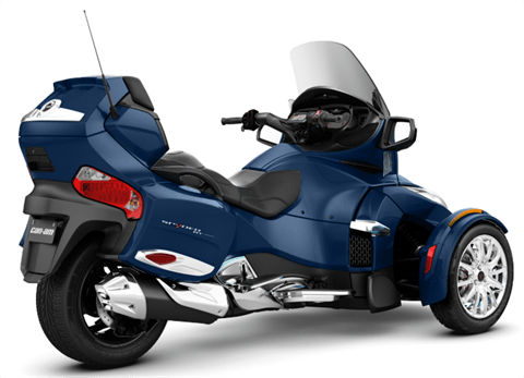 2017 Can-Am Spyder RT Limited in Leland, Mississippi
