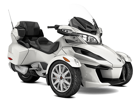 2017 Can-Am Spyder RT SM6 in Clovis, New Mexico