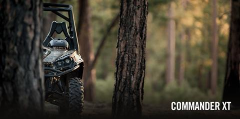 2017 Can-Am Commander 1000 Mossy Oak Hunting Edition in Middletown, New Jersey