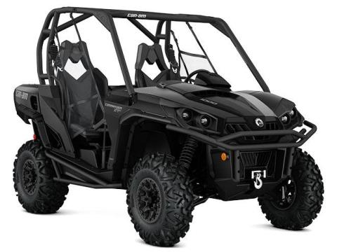 2017 Can-Am Commander XT-P 1000 in Ponderay, Idaho