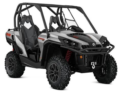 2017 Can-Am Commander XT 800R in Kittanning, Pennsylvania