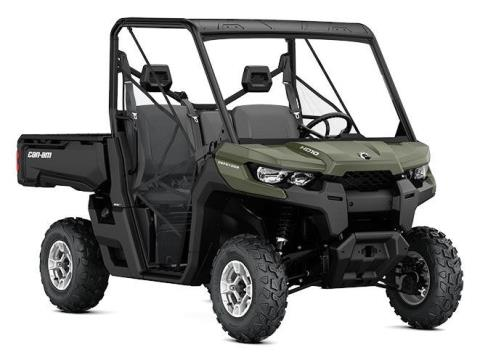 2017 Can-Am Defender DPS HD10 in Leesville, Louisiana