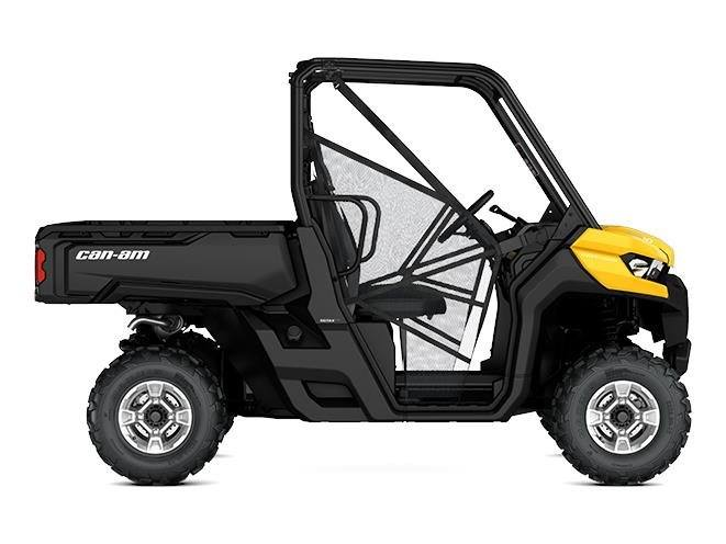 2017 Can-Am Defender DPS HD10 in Conroe, Texas
