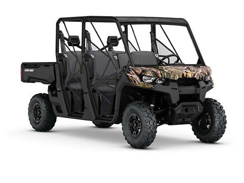 2017 Can-Am Defender MAX DPS HD8 in Irvine, California
