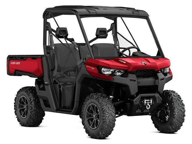 2017 Can-Am Defender XT HD8 in Presque Isle, Maine