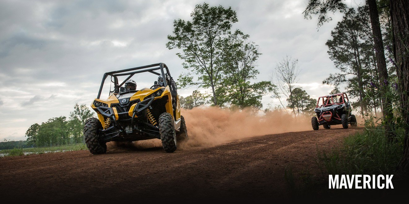 2017 Can-Am Maverick DPS in Lancaster, New Hampshire