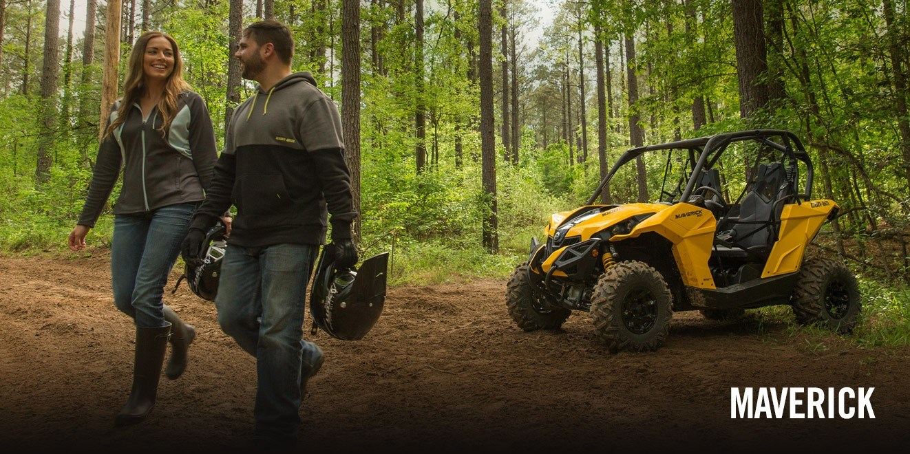 2017 Can-Am Maverick Turbo in Saucier, Mississippi