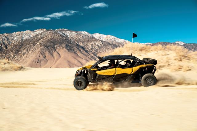 2017 Can-Am Maverick X3 Max X ds Turbo R in Escondido, California