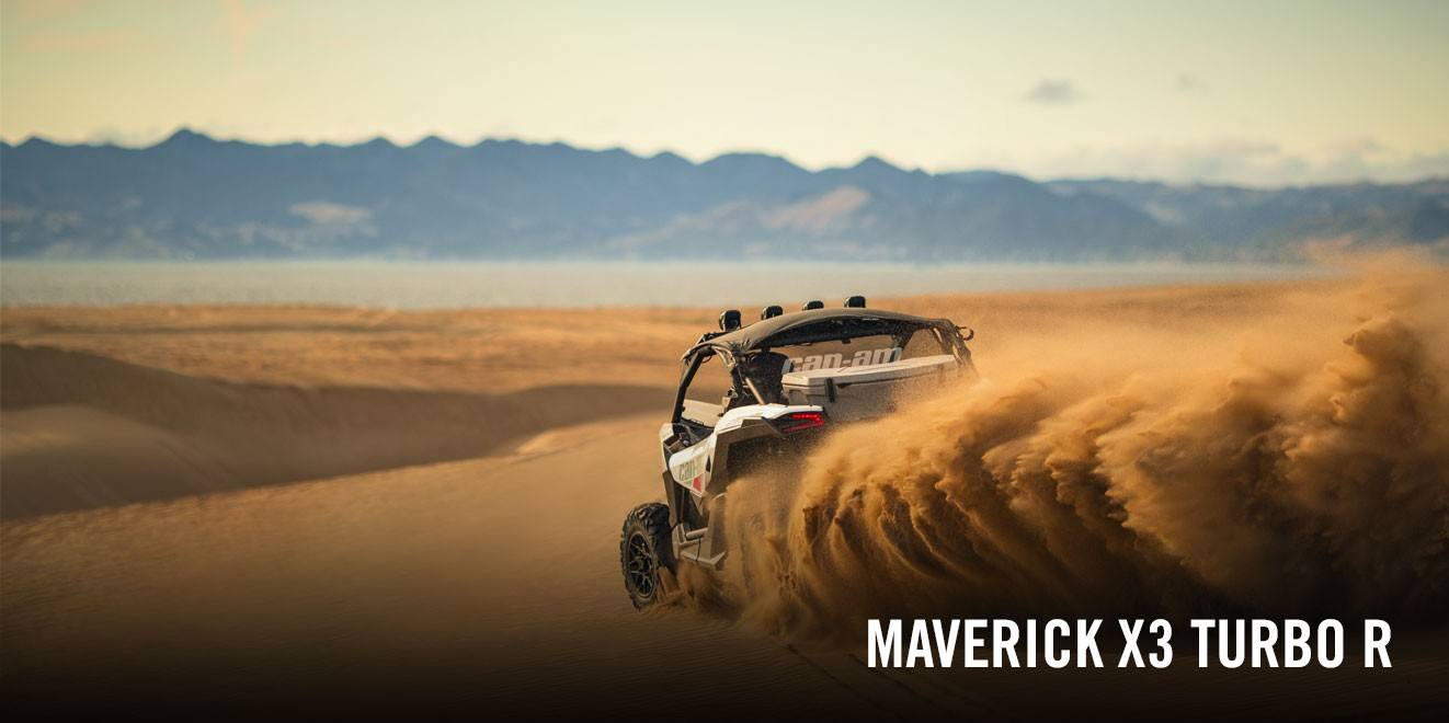 2017 Can-Am Maverick X3 Turbo R in Moorpark, California