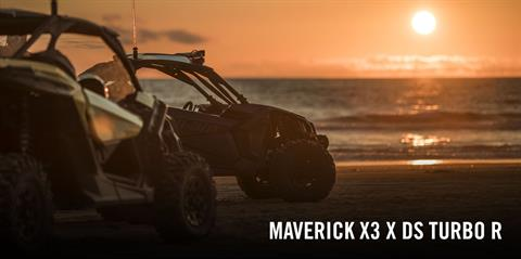 2017 Can-Am Maverick X3 X ds Turbo R in Chesapeake, Virginia