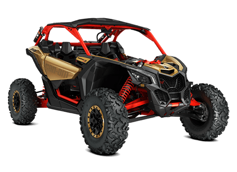 2017 Can-Am Maverick X3 X rs Turbo R in Jones, Oklahoma