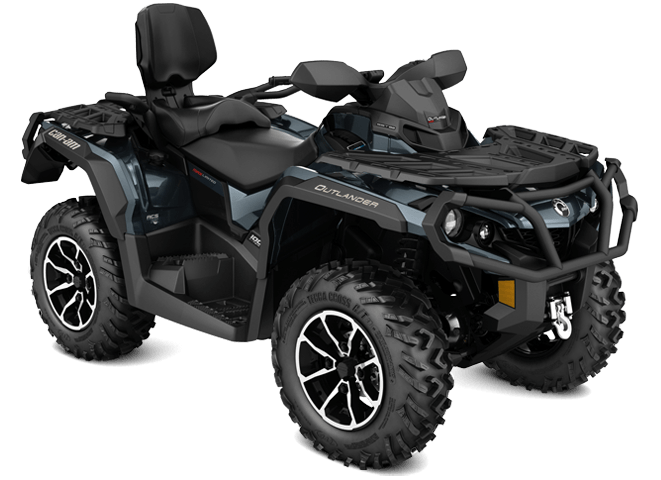 2018 Can-Am Outlander MAX Limited in Clinton Township, Michigan