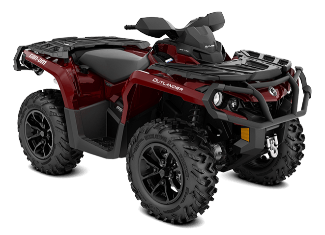 2018 Can-Am Outlander XT 1000R in Johnson Creek, Wisconsin