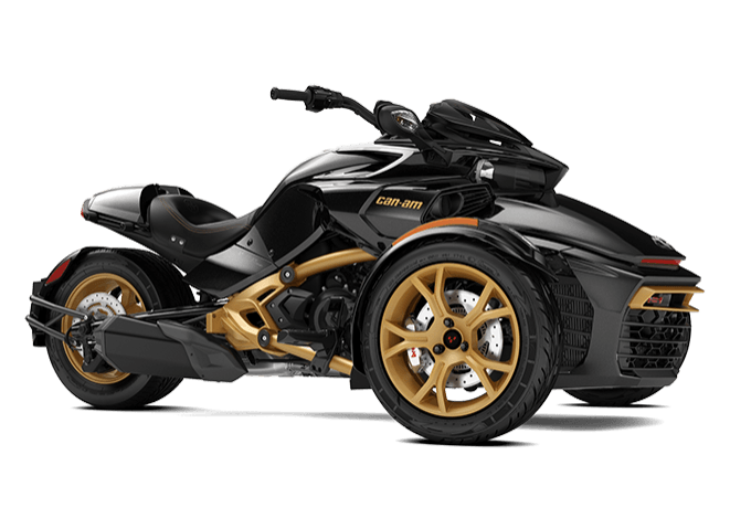 2018 Can-Am Spyder F3-S SE6 10th Anniversary in Port Angeles, Washington