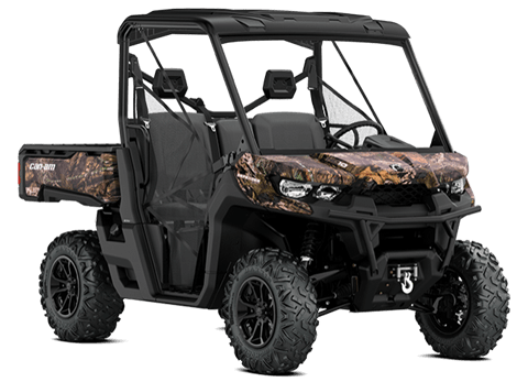 2018 Can-Am Defender XT HD10 in Seiling, Oklahoma
