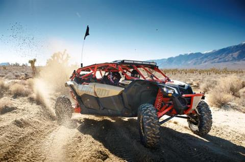2017 Can-Am Maverick X3 Max X rs Turbo R in Lancaster, New Hampshire