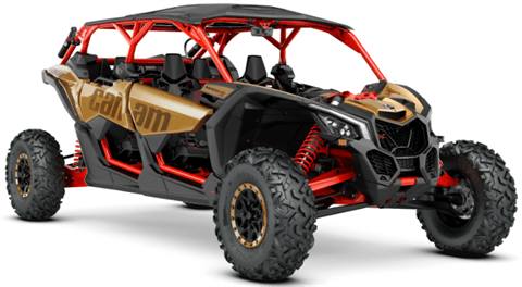 2018 Can-Am Maverick X3 Max X rs Turbo R in Honesdale, Pennsylvania