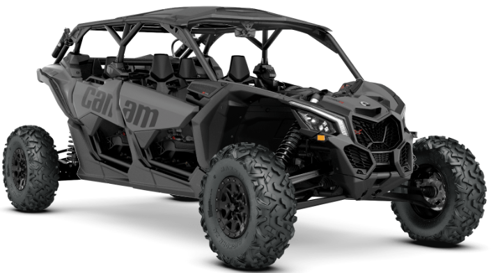 2018 Can-Am Maverick X3 Max X rs Turbo R in Wilkes Barre, Pennsylvania