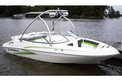 2015 Caravelle 18 EBi Bowrider in Holiday, Florida