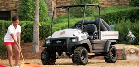 2015 Club Car Carryall 1500 Diesel in Bluffton, South Carolina