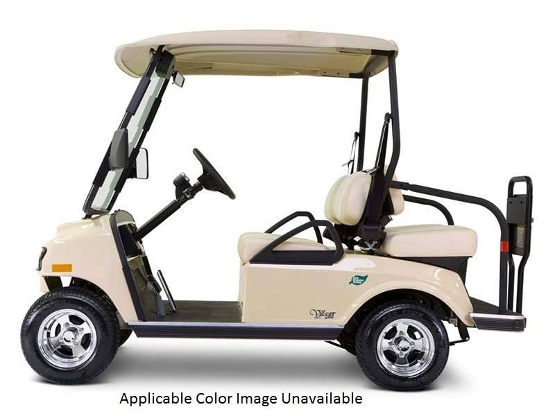 2017 Club Car Villager 2+2 LX LSV (Electric) in Bluffton, South Carolina