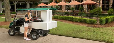 2017 Club Car Café Express (Gas) in Bluffton, South Carolina