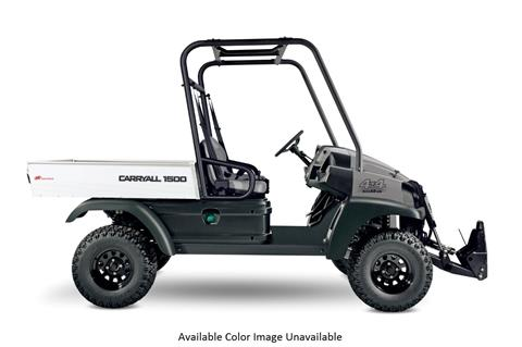 2017 Club Car Carryall 1500 4WD Diesel with IntelliTach in Bluffton, South Carolina