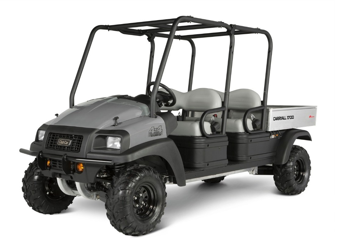 2017 Club Car Carryall 1700 SE 4WD Diesel in Bluffton, South Carolina