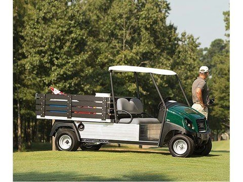 2017 Club Car Carryall 700 Turf Electric in Bluffton, South Carolina