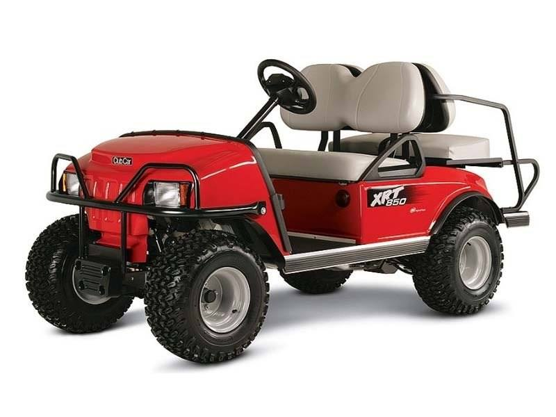 2017 Club Car XRT 850 Gasoline in Gaylord, Michigan