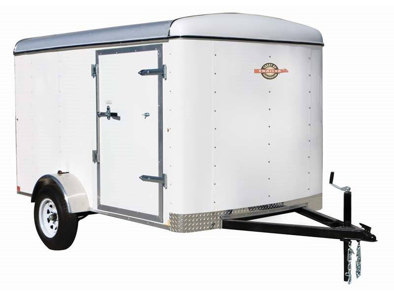 2017 Carry-On Trailers 5X8CGREC in Saint Johnsbury, Vermont