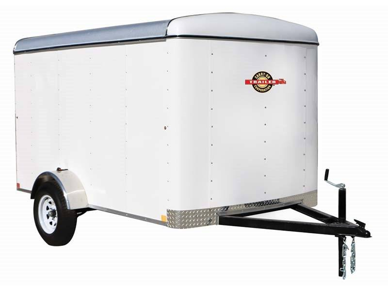 2017 Carry-On Trailers 6X10CGREC in Elk Grove, California