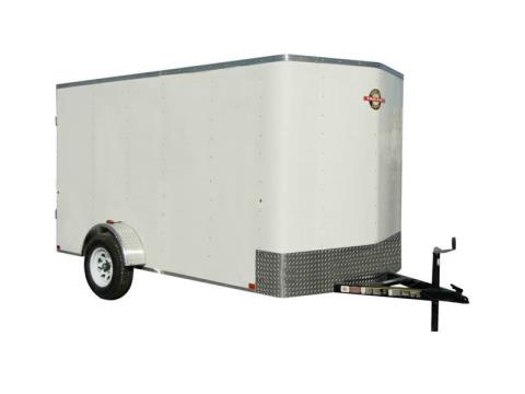 2017 Carry-On Trailers 6X12CGECBN in Kansas City, Kansas