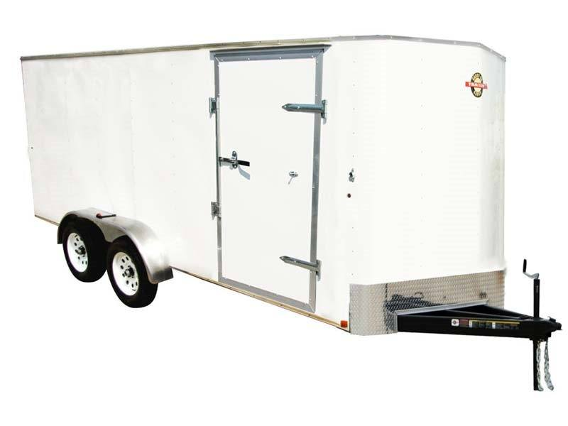2017 Carry-On Trailers 7X16CGRECBN in Kansas City, Kansas