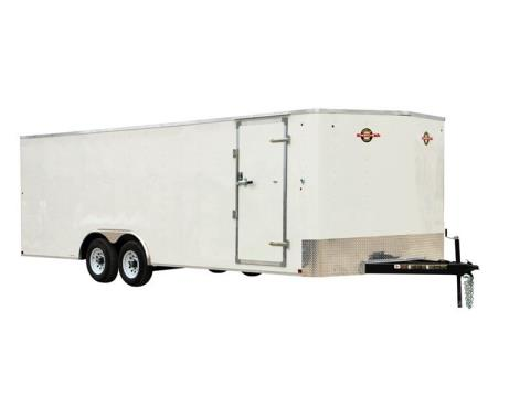 2017 Carry-On Trailers 8.5X18CGECBN7K in Saint Johnsbury, Vermont