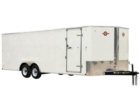 2017 Carry-On Trailers 8.5X20CGRBN10K in Saint Johnsbury, Vermont