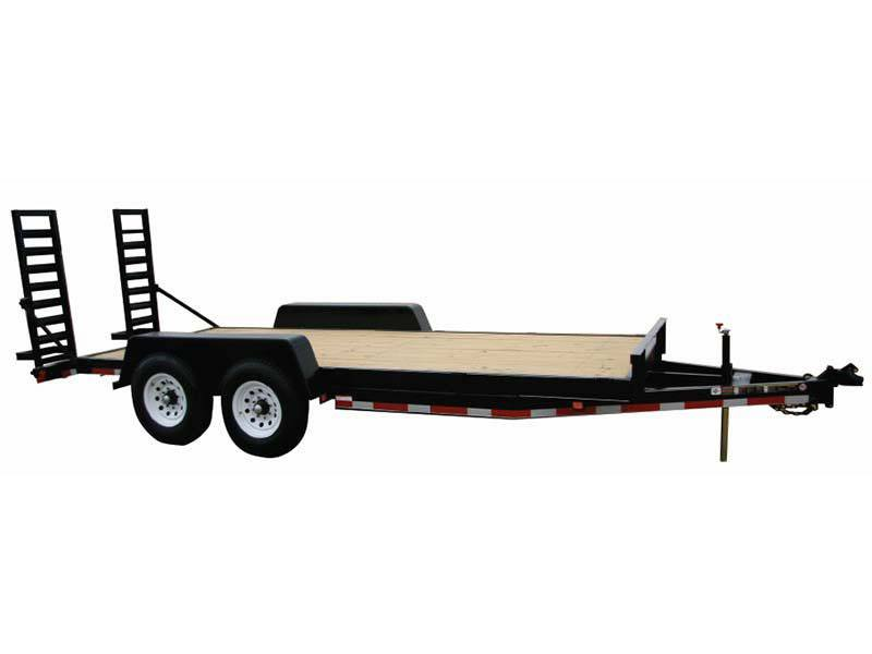 2017 Carry-On Trailers 7X20HDEQDTFR12K in Kansas City, Kansas