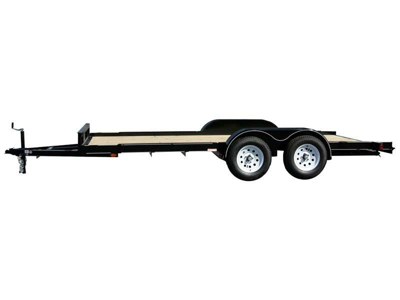 2017 Carry-On Trailers 7X18CH2BRK in Saint Johnsbury, Vermont